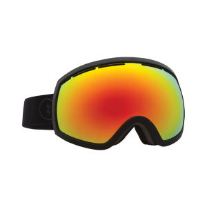 Ochelari schi si snowboard Electric EG2 Matte Black Brose/ Red Chrome + Light Green