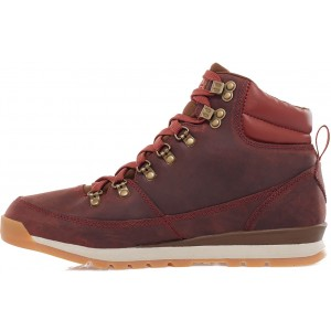 Incaltaminte The North Face M Back To Berkeley Redux Leather Rosu/ Maro