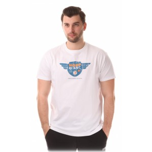 Tricou Nordblanc Aviation Supersoft Cotton M Alb