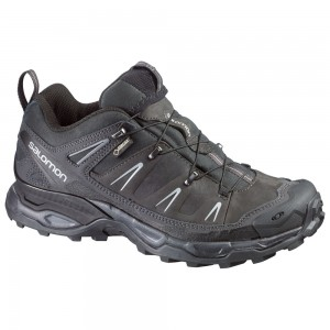 Incaltaminte hiking Salomon X ULTRA LTR GTX M  Neagra