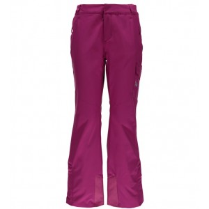 Pantaloni schi si snowboard Spyder Me Tailored Fit W Mov