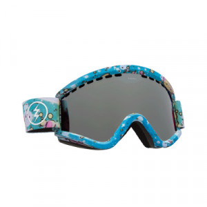 Ochelari schi si snowboard Electric EGV Mindblow Blue Brose/ Silver Chrome + Light Green