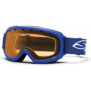 Ochelari Ski si Snowboard Smith Gambler jr. Blue/ Gold lens