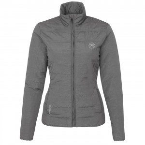 Bluza Rossignol Light Heather JKT W Gri