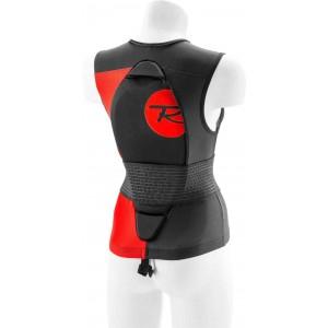 Protectie spate Rossignol Rpg Vest Junior – Sas Tec Neagra/ Rosie