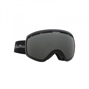Ochelari schi si snowboard Electric EG2.5 Matte Black Brose/ Silver Chrome + Light Green W