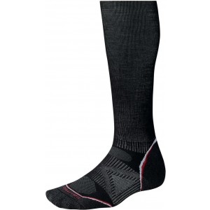 Sosete SmartWool PhD Ski Graduated Compression Light Socks Black