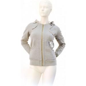 Hanorac Volkl Hooded Sweat Jacket Yard Sale Grey
