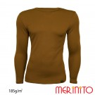 Bluza First Layer Barbati Merinito 185g/mp Olive