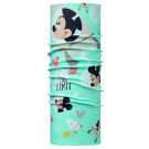 Neck Tube Buff Original Mickey Moon Sky Kids Verde