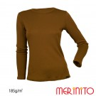 Bluza First Layer Merinito Dama Olive