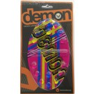 Demon The Beast Stomp Pad Pink