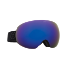 Ochelari schi si snowboard Electric EG3 Matte Black Brose/ Blue Chrome + Light Green