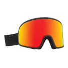 Ochelari schi si snowboard Electric Electrolite Matte Black Brose/ Red Chrome