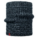 Neck tube Buff Comfort Knitted Dean Negru