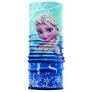 Neck Tube Polar Lic Buff Frozen Elsa Kids Albastru