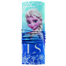 Neck Tube Buff Original Frozen Elsa Kids Albastru