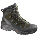 Incaltaminte hiking Salomon Quest 4D 2 GTX M Neagra/Verde