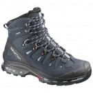 Incaltaminte hiking Salomon Quest 4D 2 GTX W Albastra/Neagra