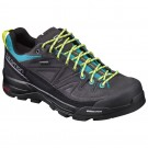 Incaltaminte hiking Salomon X Alp LTR GTX W Neagra/Lime