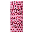Neck Tube Buff Original Ladybugs Kids Roz/ Rosu