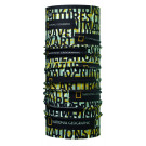 Neck Tube Buff Original National Geographic Words Multicolor