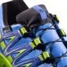 Incaltaminte alergare Salomon XA Pro 3D CSWP K Albastru
