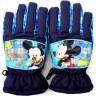 Manusi Disney Mickey Bleumarin