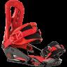 Legaturi Snowboard Nitro Pusher Rosii