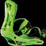 Legaturi Snowboard Nitro Staxx Verzi