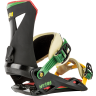 Legaturi Snowboard Nitro Zero Verde/Bej