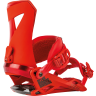 Legaturi Snowboard Nitro Zero Rosii