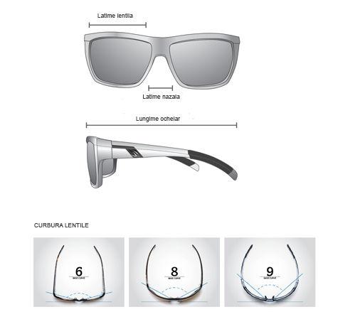 Marimi ochelari de soare Smith