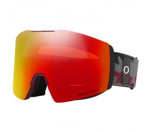 Ochelari Ski Si Snowboard Unisex Oakley Fall Line XL Dark Grey Prizm Snow Torch Iridium Antracit