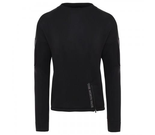 Polar Femei The North Face Infinity Mock Pullover Tnf Black (Negru)