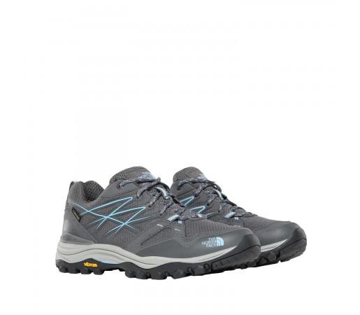 Pantofi Drumetie Femei The North Face Hedgehog Fastpack Gtx(Eu) Zinc Grey/Airy Blue (Gri)