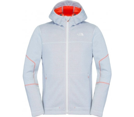 Geaca The North Face Andermatt Full Zip Hoodie M Grey