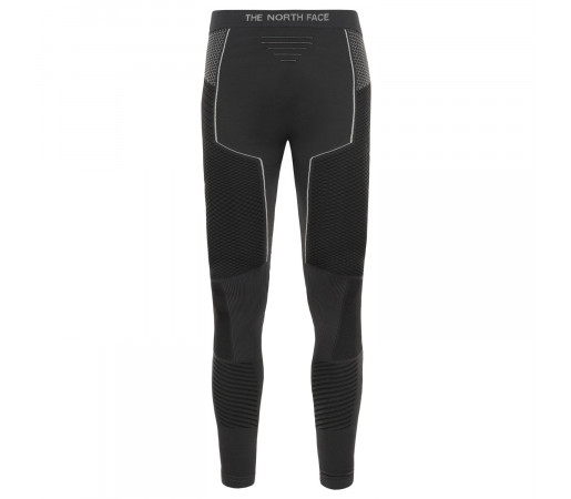 Pantaloni First Layer Ski Barbati The North Face Pro Tights Asp Grey/Black (Gri)