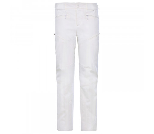 Pantaloni Ski Femei The North Face Anonym Pant Tnf White Regular (Alb)