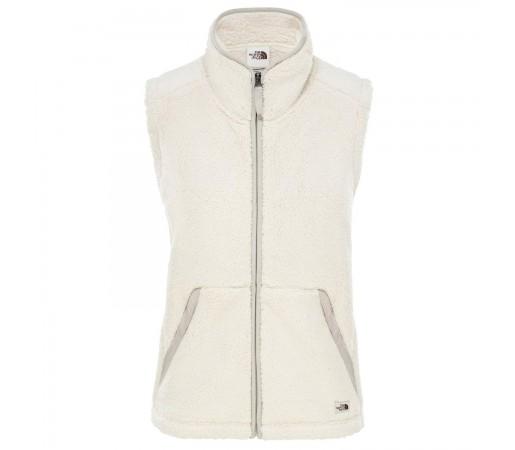 Vesta Femei The North Face Campshire Vest 2.0 Vintage White/Dove Grey (Alb)