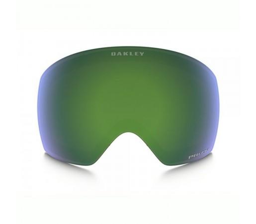 Lentila Ochelari Ski si Snowboard Oakley Flight Deck XM Prizm Jade Iridium Verde