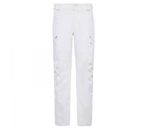 Pantaloni Ski Femei The North Face Lenado Pant Tnf White Regular (Alb)