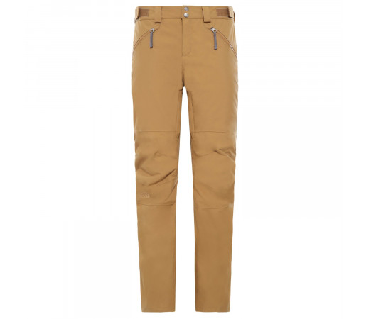 Pantaloni Ski Femei The North Face Aboutaday Pant British Khaki Regular (Maro)