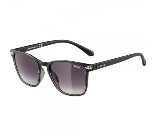 Ochelari De Soare Unisex Alpina Yefe Black/Black Gradient Negru