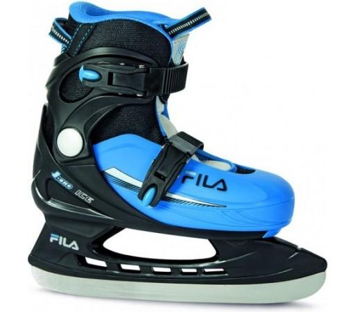 Patine Fila J-One Ice HR Negru/ Albastru