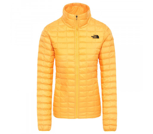 Geaca Drumetie Femei The North Face Thermoball Eco Jkt Tnf Yellow (Galben)