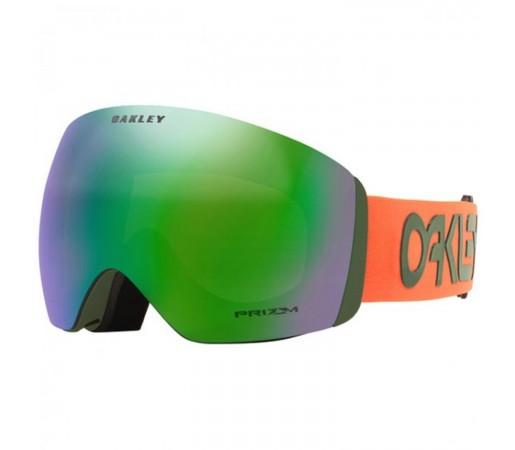 Ochelari Ski Si Snowboard Unisex Oakley Flight Deck XL Factory Pilot Prizm Snow Jade Iridium Verde