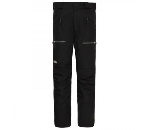 Pantaloni Ski Barbati The North Face Powderflo Pants Tnf Black Regular (Negru)