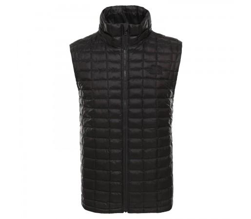 Vesta Drumetie Barbati The North Face Thermoball Eco Vest Tnf Black Matte (Negru)