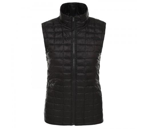 Vesta Drumetie Femei The North Face Thermoball Eco Vest Tnf Black Matte (Negru)